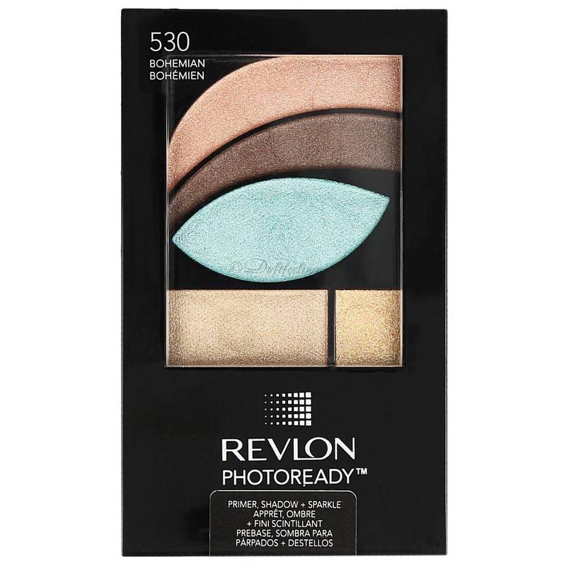 Revlon Photoready Primer,Shadow + Sparkle 530 Bohemian 2,8 g