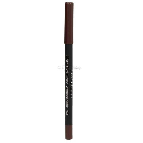Artdeco Soft Eye Liner Waterproof 12 Braun 1,2 g
