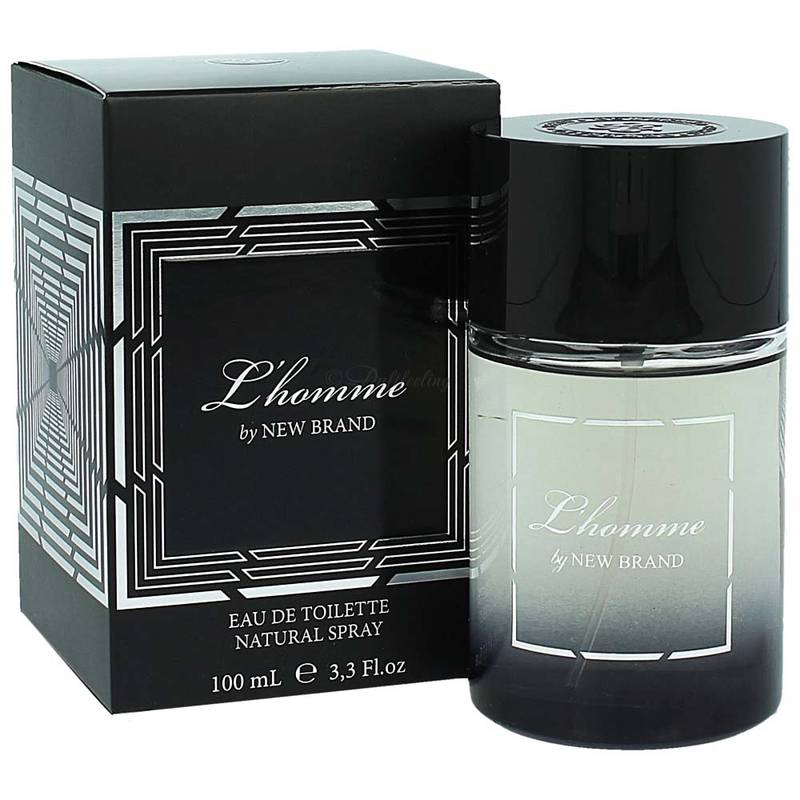 L´homme by New Brand Edt 100 ml