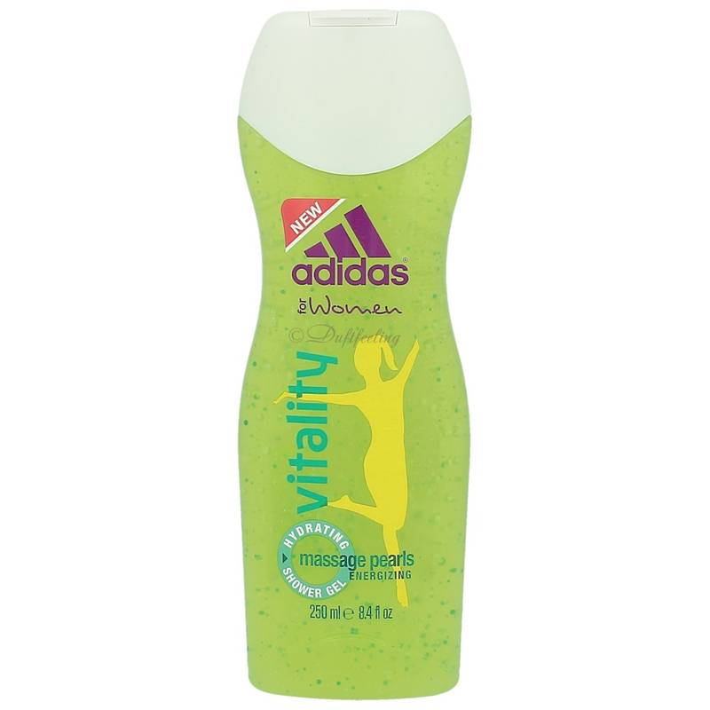 Adidas For Women Vitality Shower Gel 250 ml