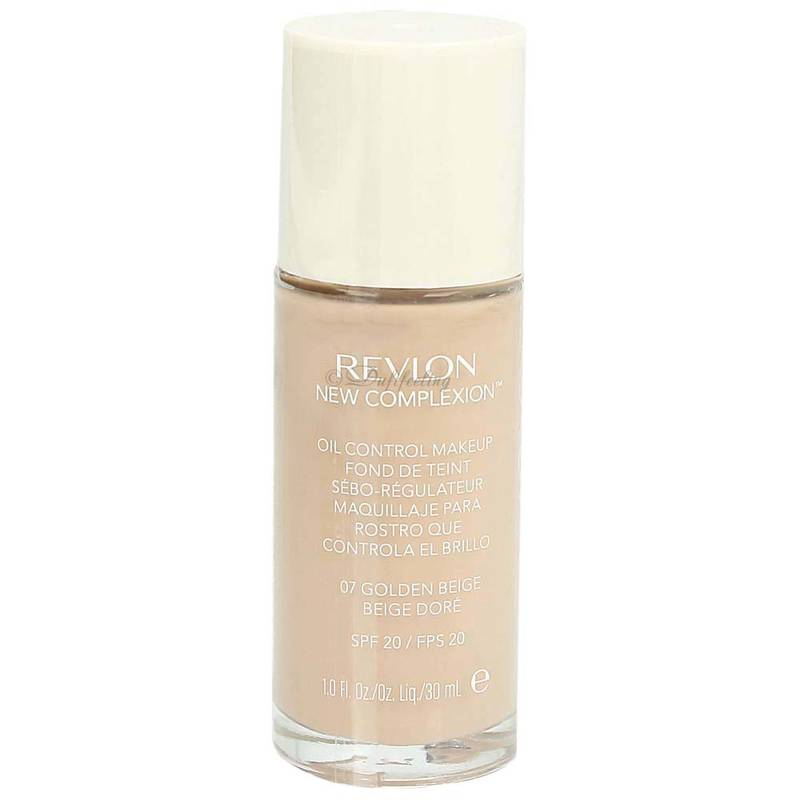 Revlon New Complexion Make-up 30 ml 07 Golden Beige