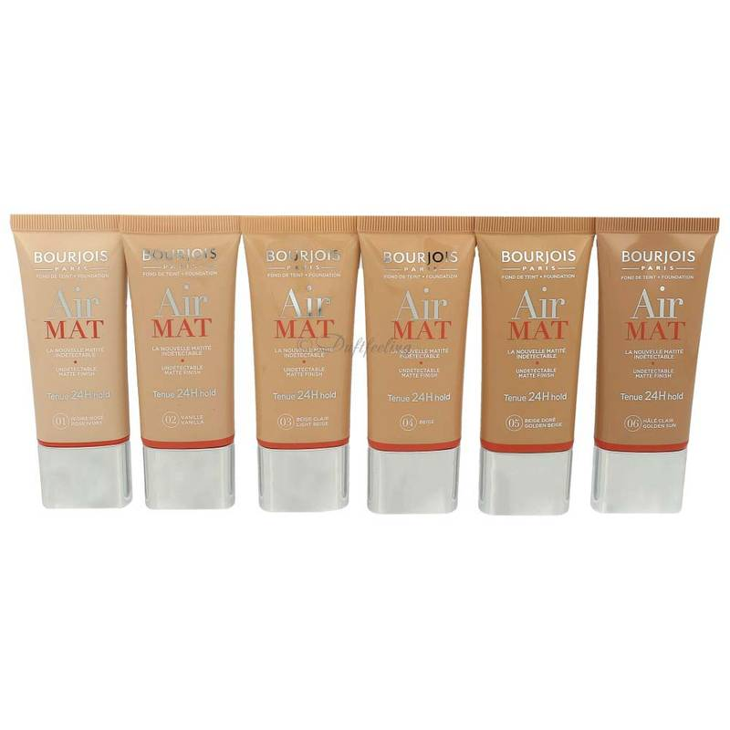 Bourjois Air Mat Foundation *Farbauswahl* 30 ml