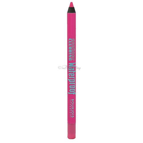 Bourjois Contour Clubbing Waterproof Eye Pencil 58 Pink About You