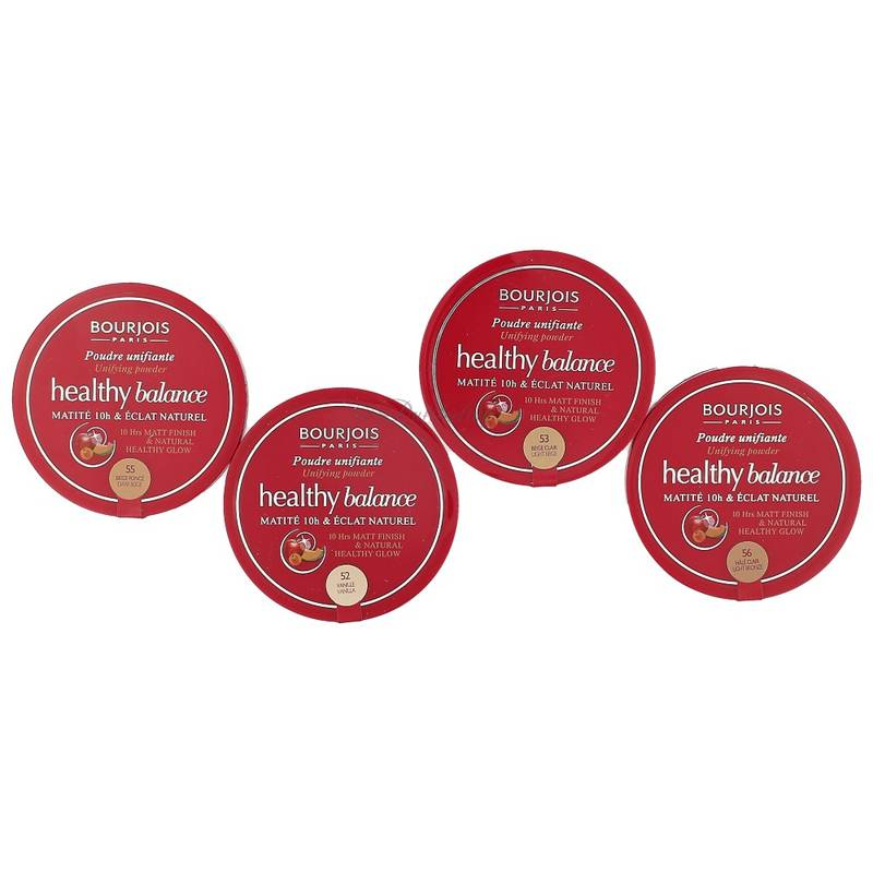 Bourjois Healthy Balance Unifying Powder *Farbauswahl* 9 g