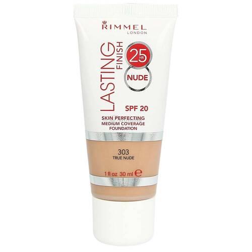 Purchase Rimmel Lasting Finish 25H Foundation 303 True