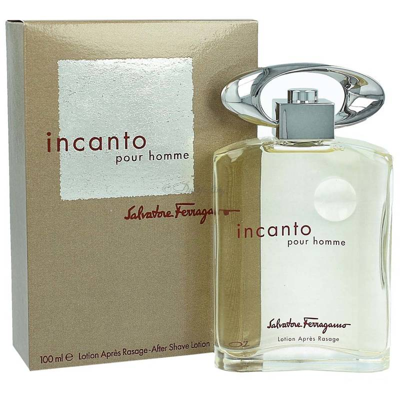 Salvatore Ferragamo Incanto After Shave Edt 100 ml