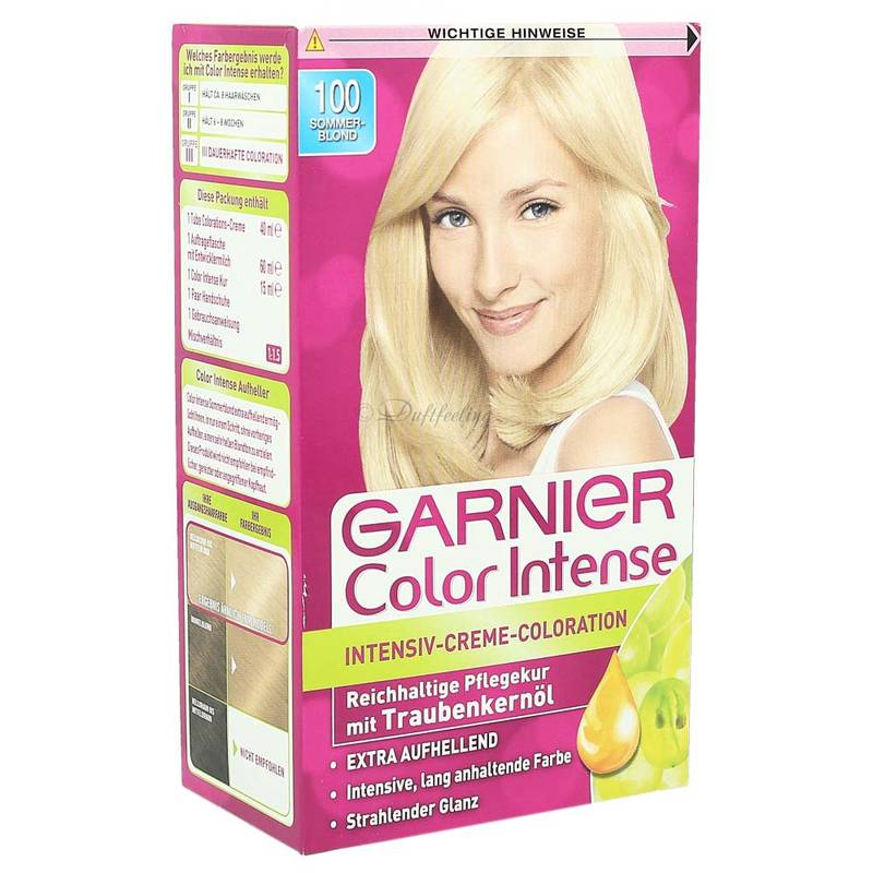 Garnier Color Intense 100 Sommerblond