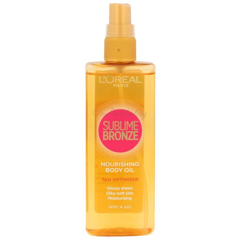 LOreal Sublime Bronze Nourishing Body Oil 150 ml
