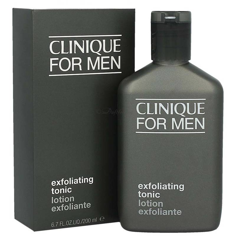 Clinique For Men exfoliationg tonic Reinigungslotion 200 ml