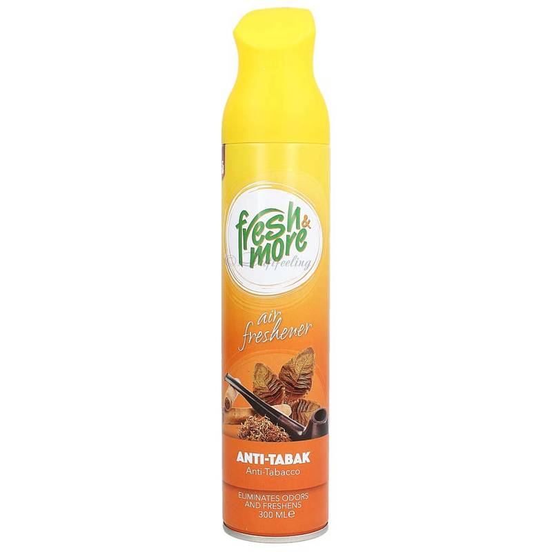 Fresh & More Air Freshener  Anti Tabak 300 ml