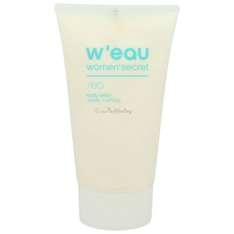 Weau womensecret SEA Body Lotion 150 ml