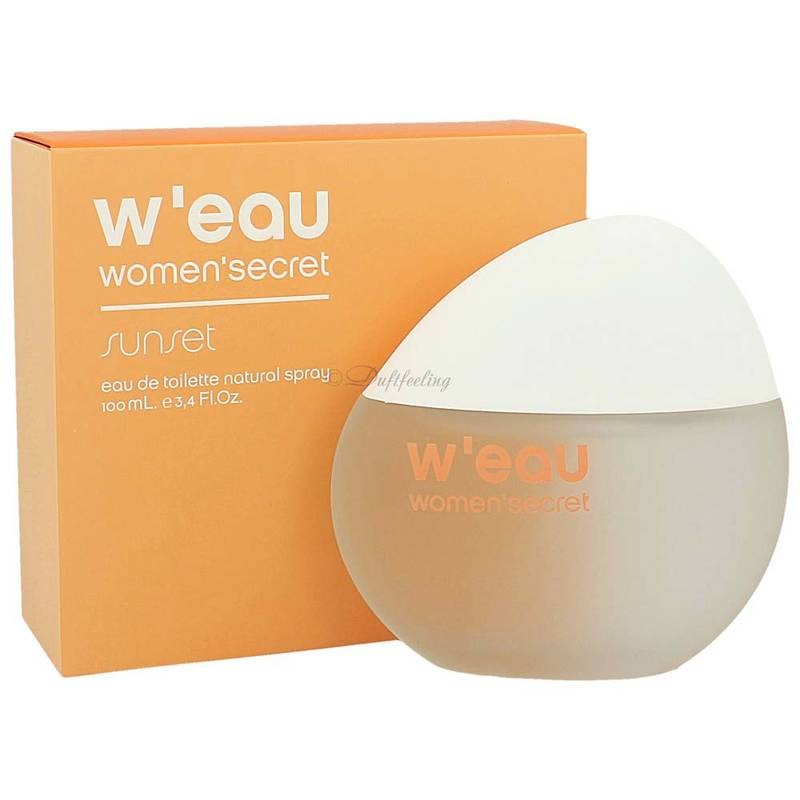 W´eau womens´s secret Sunset Edt 100 ml