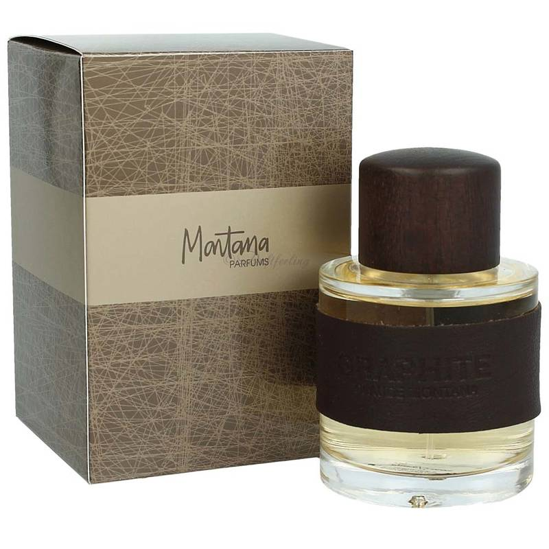 Montana Graphite Oud Edition Edt 100 ml