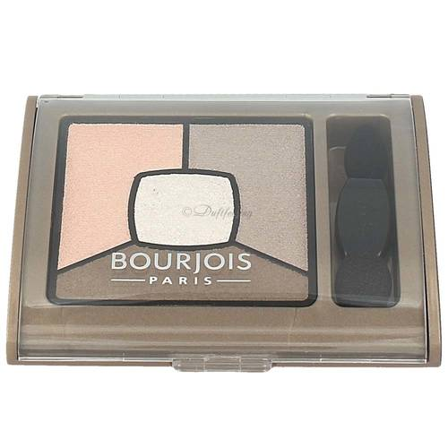 Bourjois Quad Smoky Stories Eyeshadow Palette 12 Sau Mondaine