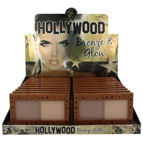 W7 Hollywood Bronze & Glow 13gr.