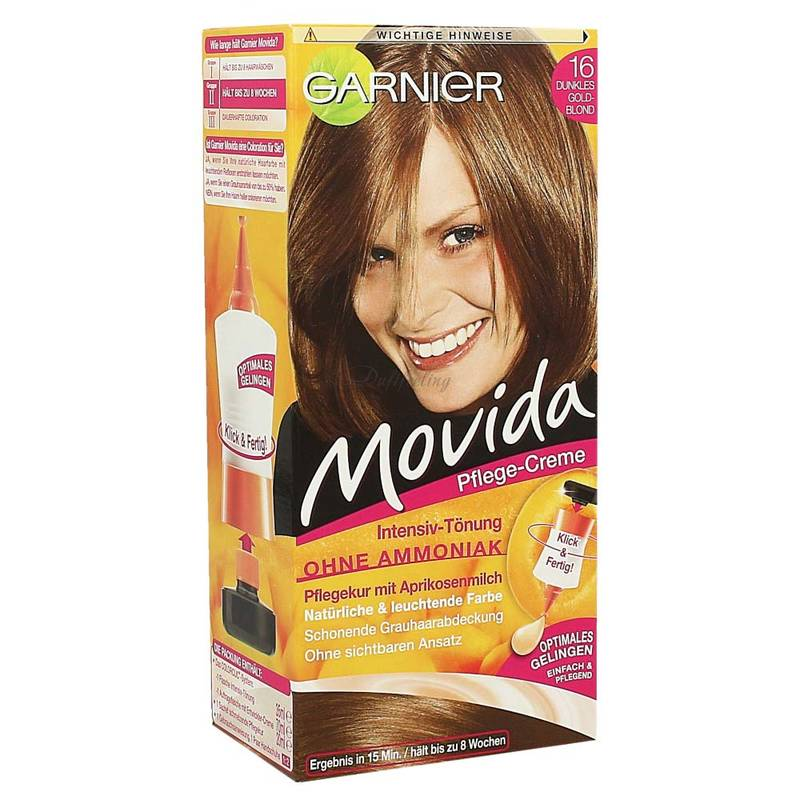 Garnier Movida 16 Dunkles Gold-Blond