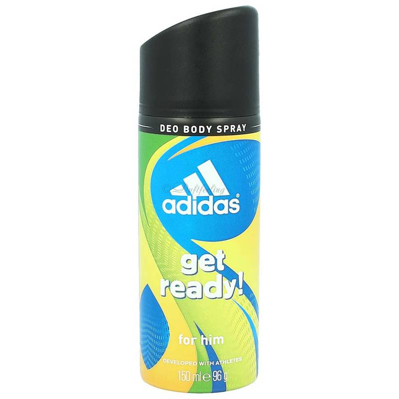Adidas Get Ready For Him Deodorant Spray 150 ml
