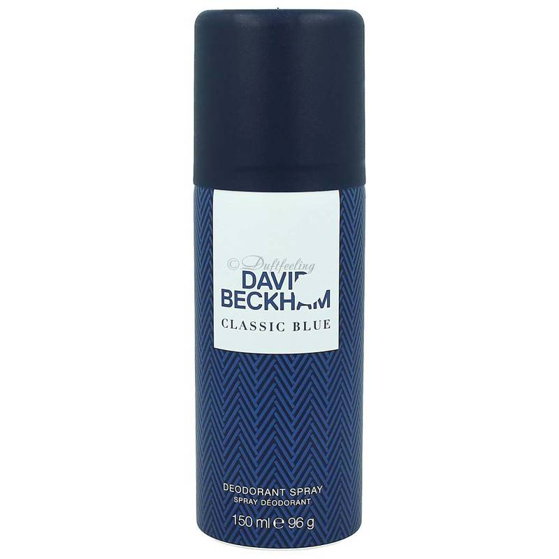 David Beckham Classic Blue Deo Spray 150 ml