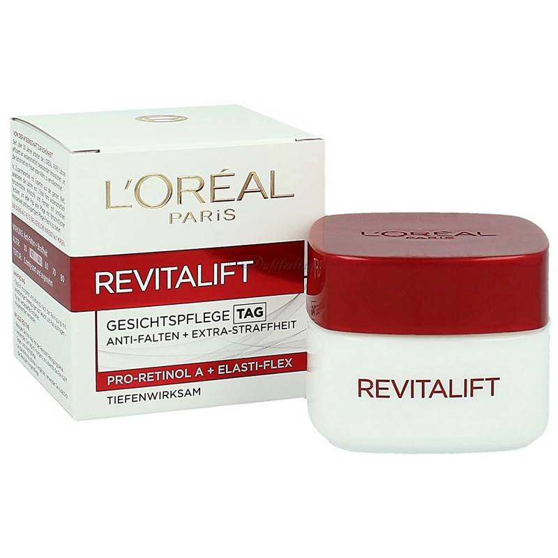 Loreal Revitalift Gesichtspflege Tag 50 ml