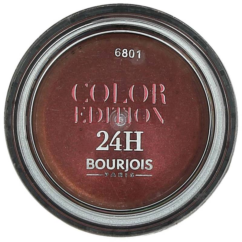 Bourjois Color Edition 24H Cream Eyeshadows 5g 05 Prune nocturne