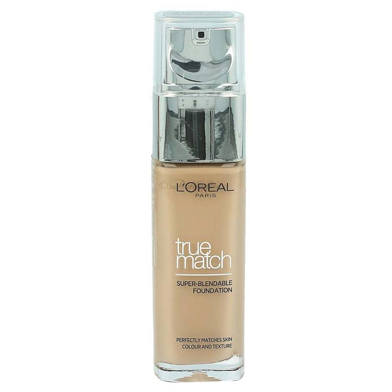 Loreal True Match Foundation 30 ml 3.D/3.W Golden Beige