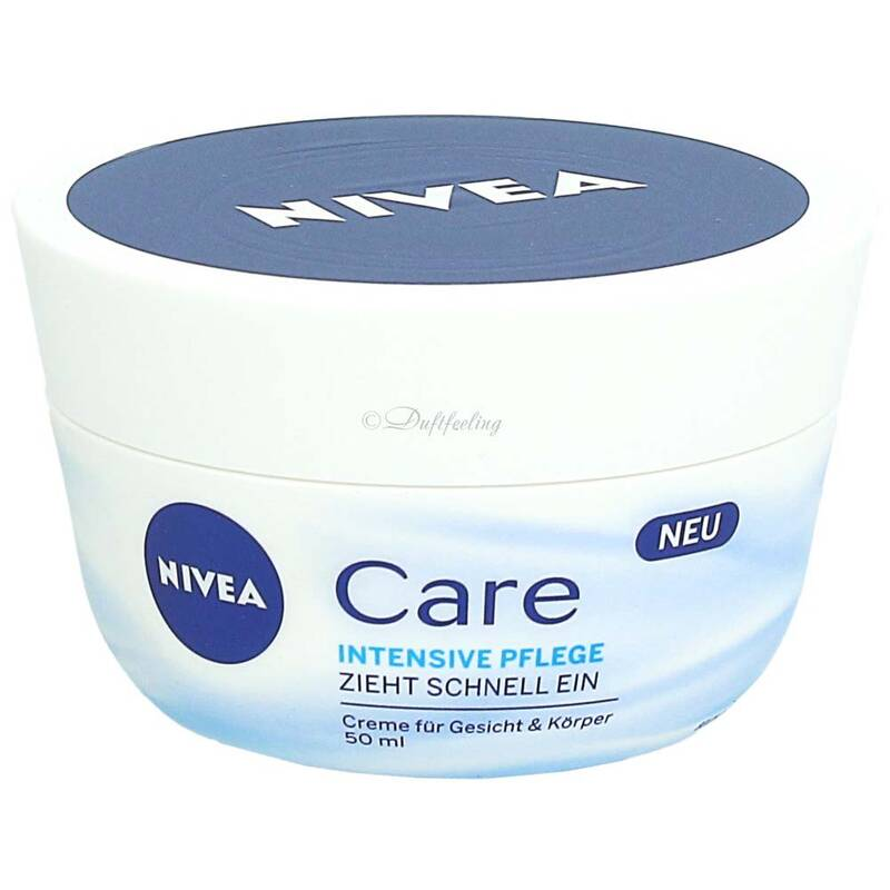 nivea care creme f r gesicht k rper 50 ml. Black Bedroom Furniture Sets. Home Design Ideas