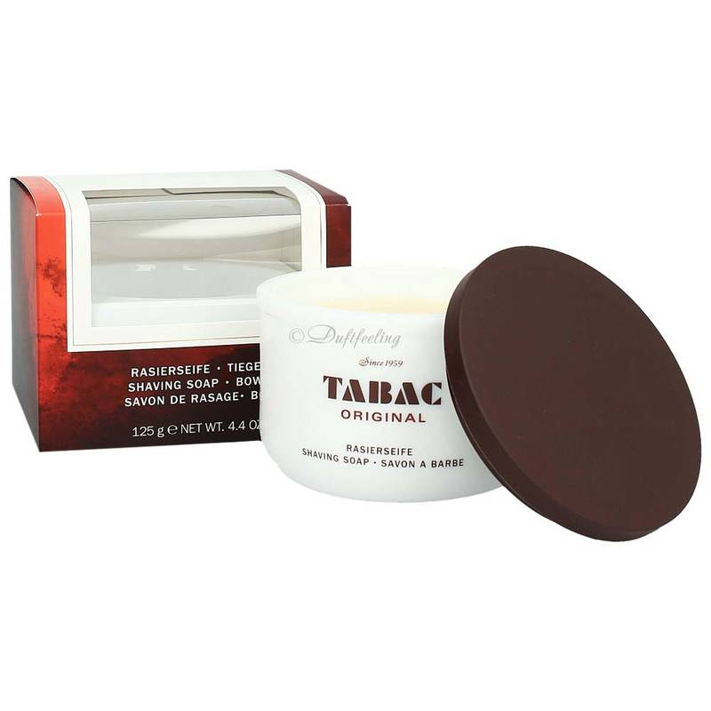 Tabac Shaving Soap Bowl 125g