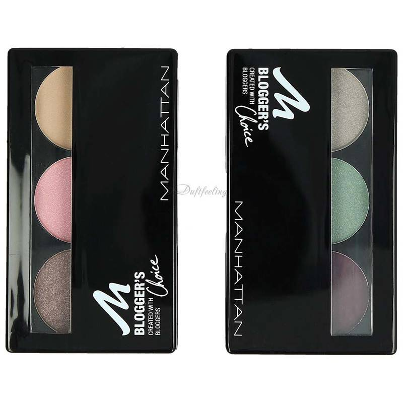 Manhattan Trio Bloggers Choice Eyeshadow ***Farbauswahl***